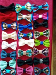 Бабочка, галстук .