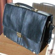 Портфель мужской кожаный Bolinni