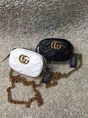 Люкс копия сумка Gucci,  есть ремешок,  можно носить на поясе